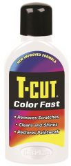 T-cut Color fast White